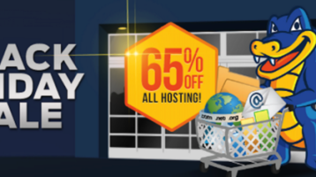 HostGator Black Friday 2015