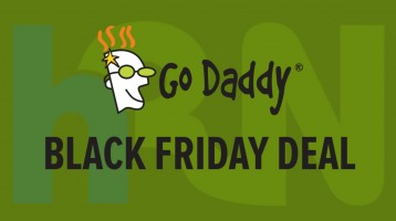 GoDaddy Black Friday Sale