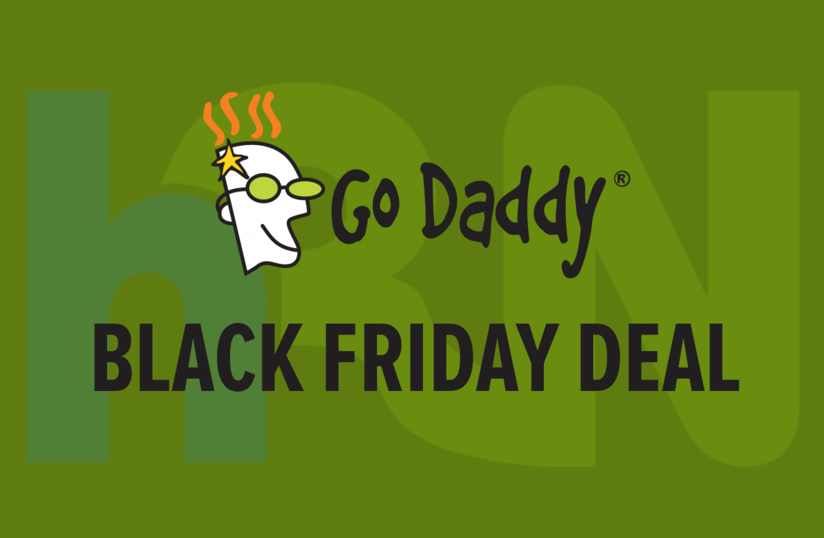 2020 Godaddy Black Friday Sale Cheap Domains And Hosting