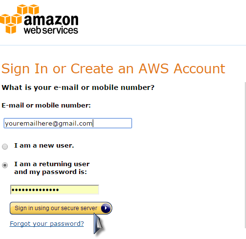 AmazonSignup